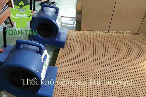 Dịch vụ giặt nệm uy tín nhất tại TPHCM