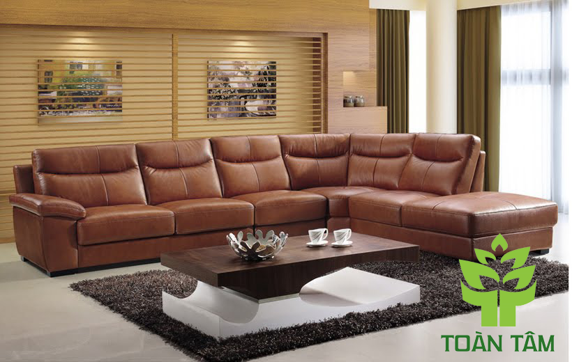 Cách bảo quản ghế sofa da luôn được bền đẹp