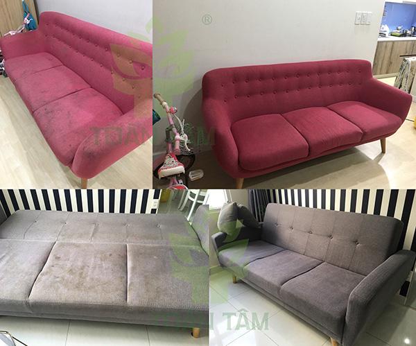 Dịch vụ vệ sinh ghế sofa uy tín nhất