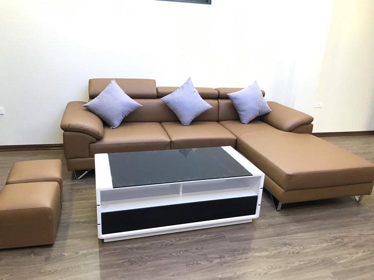 Ghế sofa da sang trọng và đẳng cấp