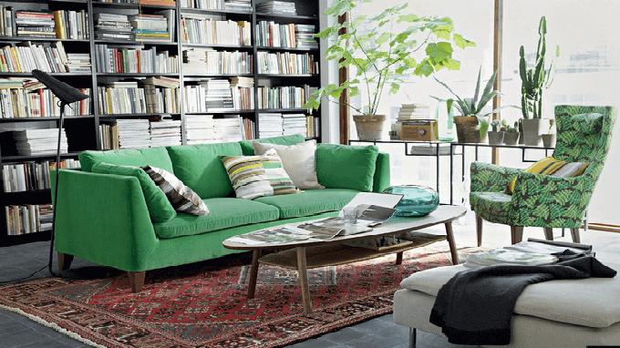 Nên chọn ghế sofa da hay nỉ cho phòng khách