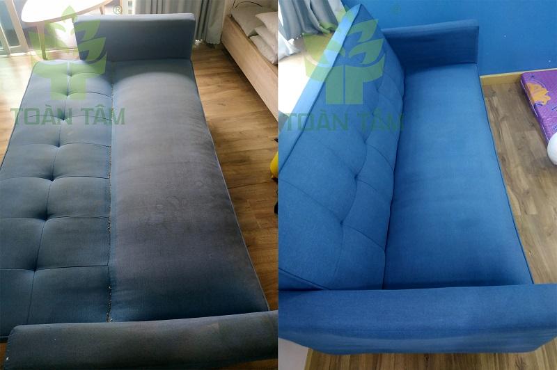 Nên sử dụng dịch vụ vệ sinh sofa định kỳ
