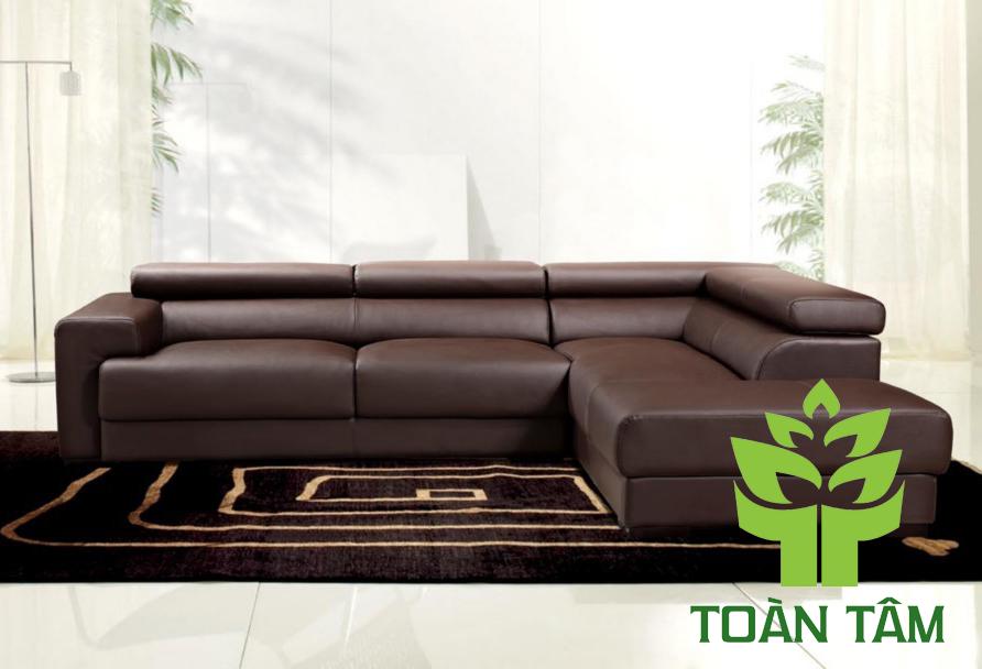 Tránh để ghế sofa da tiếp xúc trực tiếp với ánh nắng mặt trời