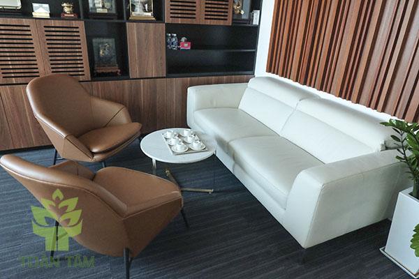 Vải bọc sofa da cao cấp